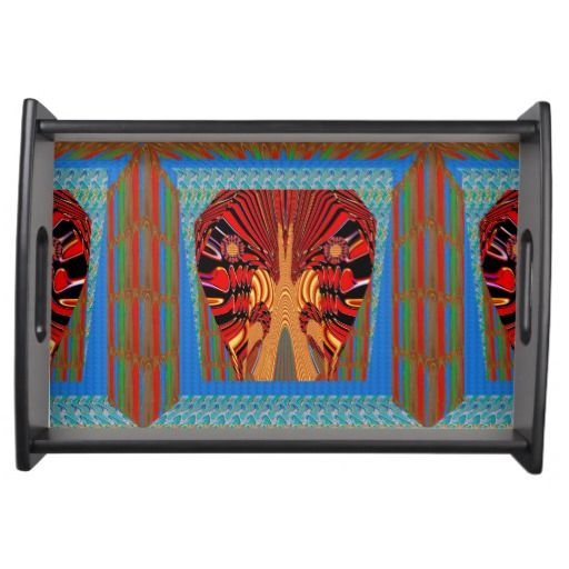 Entertain in style  Exotic Snake Window Design Serving Tray  http://www.zazzle.com/entertain_in_style_exotic_snake_window_design_piocservingtray-256642464141885976?rf=238147436244706550