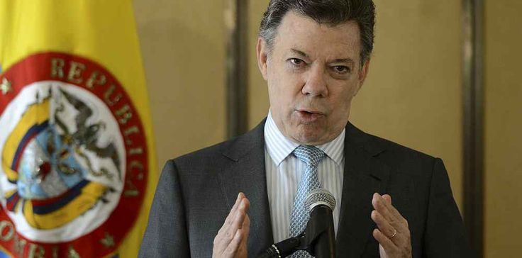 "Top News: ""COLOMBIA: Juan Manuel Santos, FARC To Agree On Ceasefire"" - http://politicoscope.com/wp-content/uploads/2016/06/Juan-Manuel-Santos-Colombia-News-in-Politics-798x395.jpg - Juan Manuel Santos: ""I appeal to God that he gives us the strength to finish these accords this very week, because we have almost completed them.""  on Politicoscope - http://politicoscope.com/2016/06/22/colombia-juan-manuel-santos-farc-to-agree-on-ceasefire/."