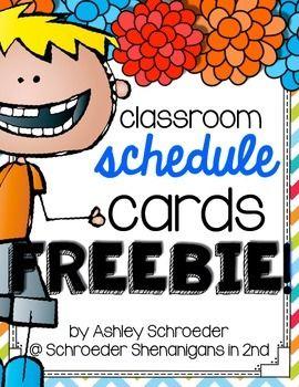 Freebie Friday - Get Set Up