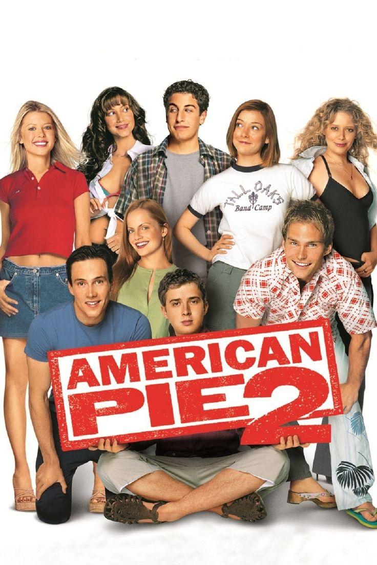 American Pie 2 (2001) - Filme Kostenlos Online Anschauen - American Pie 2 Kostenlos Online Anschauen #AmericanPie2 -  American Pie 2 Kostenlos Online Anschauen - 2001 - HD Full Film - Seit dem ersten Teil ist etwa ein Jahr vergangen. Jim Oz Kevin und Finch haben inzwischen die High School hinter sich gebracht und gehen das erste Jahr aufs College.