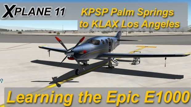 flygcforum com ✈ FLIGHT-SIM-WORLD #81 ✈ X-plane 11: KPSP