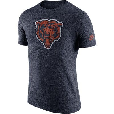 Chicago Bears Historic Logo T-Shirt - Mens: Chicago Bears Historic Logo T-Shirt - Mens