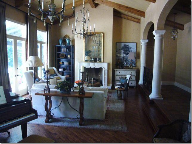 2000s interior design