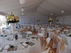 Gold Coast wedding venue: harridans at calypso bay! Great marquee wedding venue! Contact us if you would like to view it!