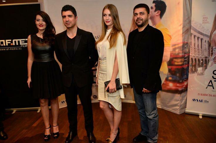 Su Ve Ateş | Almanya Berlin - Cineplex Alhambra Galası