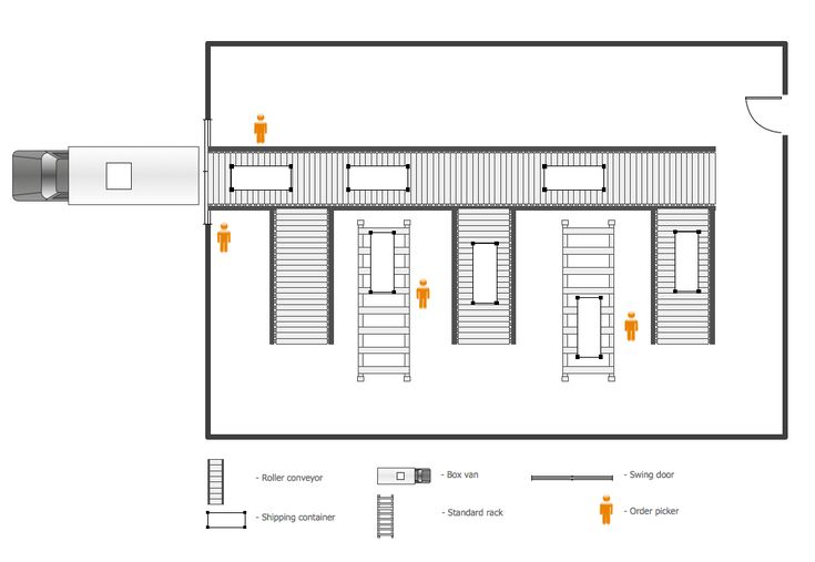 8 best building plans plant layout plans images on for Draw layout warehouse