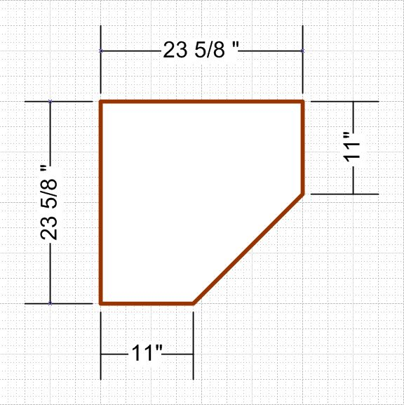 "Dimensions of an IKEA ""Billy"" Corner Bookcase? - Ars ..."