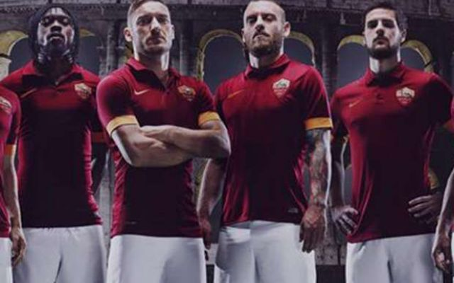 """Quanti """"titoli"""" per la Roma: più di mezza squadra ha fatto incesta di trofei! #roma"""