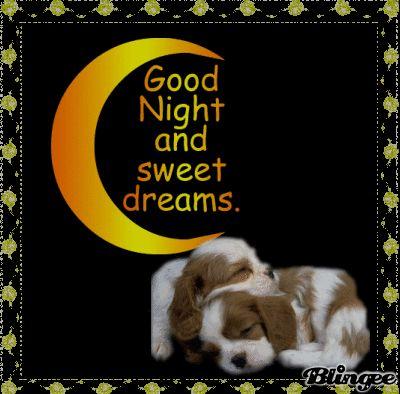 good night sweet dreams take care friend - Google Search