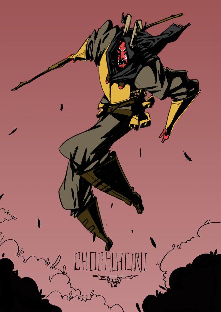 """#1 From the series of """"O chocalheiro de Bemposta""""  #character Design"""