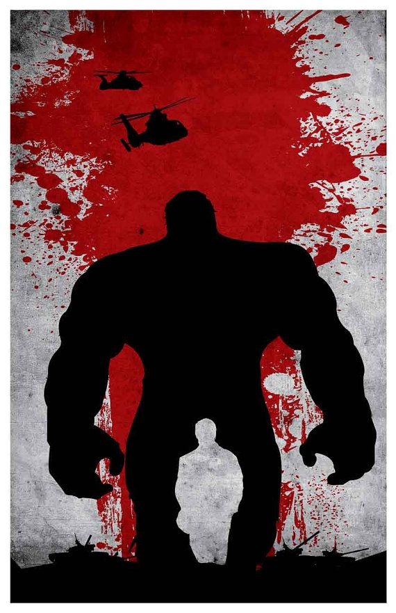 Vintage Avengers Movie Poster Set par MINIMALISTPRINTS sur Etsy