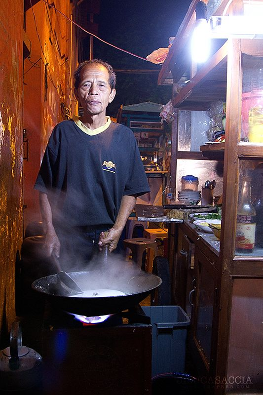 Night Warong Market – JogJakarta, Indonesia