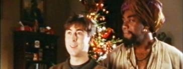 Bernard & the Genie a bbc christmas special. - Lenny Henry and Alan Cumming