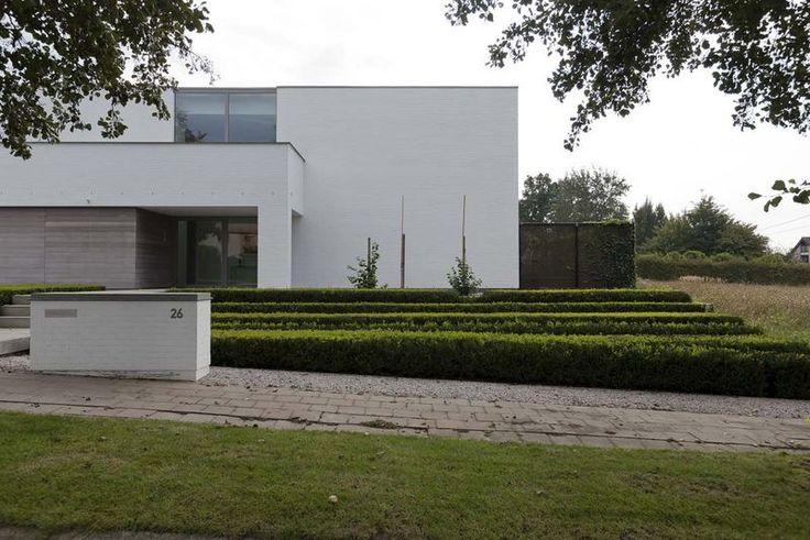 RESIDENTIEEL MODERN - Architectenburo Berkein