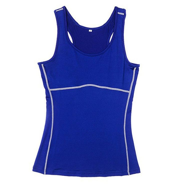 Women Compression Under Base Sports Wear Yoga Tank Tops Ladies Gym Shirts Skins Clothes Running Cami Vest - http://fashionfromchina.net/?product=women-compression-under-base-sports-wear-yoga-tank-tops-ladies-gym-shirts-skins-clothes-running-cami-vest