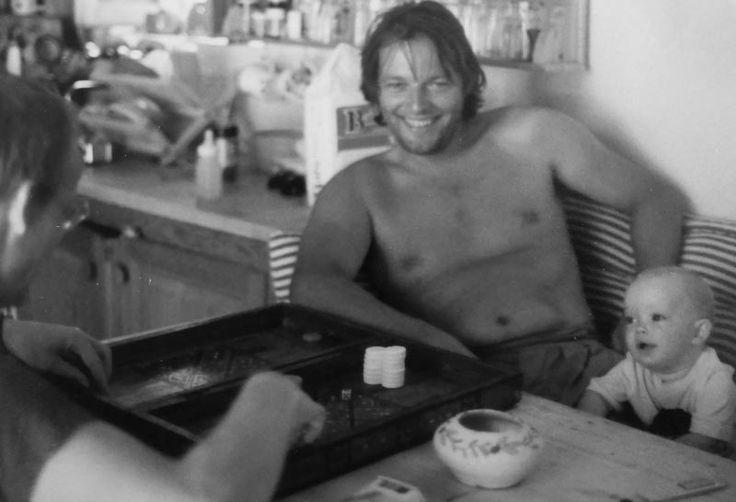 Family time - David Gilmour