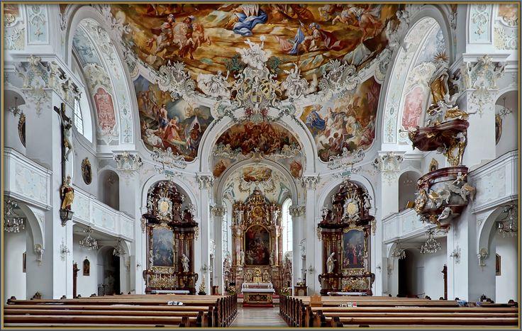 Wolfegg – Pfarrkirche St. Katharina