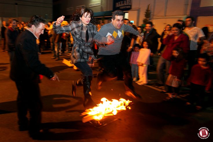 Chaharshanbe Suri ··· photo by 214b