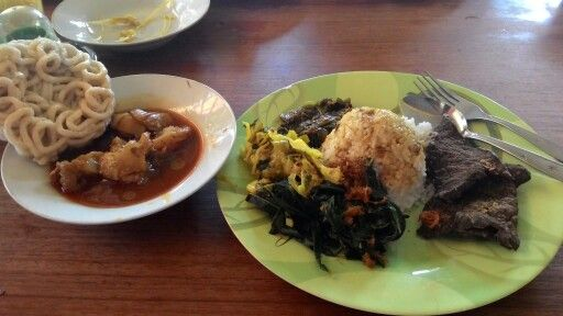 indonesian cuisine, padang rice