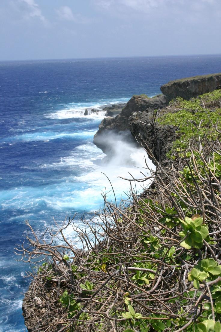 Cliffside, Saipan