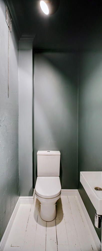 Originelle 30er Jahre Architektenwohnung Neu Renoviert. BadezimmerJahre