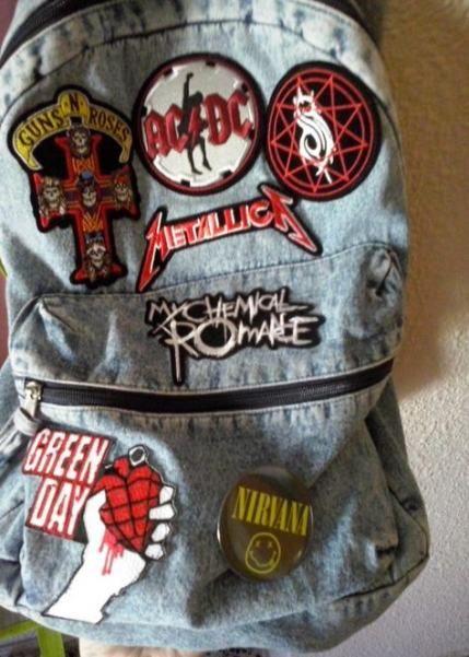 Clothes diy grunge punk rock 37+ Ideas #diy #clothes (With ...