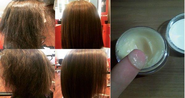 Dacă ai onduleuri, vei iubi acest tratament. Gel 100% natural, preparat acasă, ideal pentru întinderea părului creț | Health a1.ro
