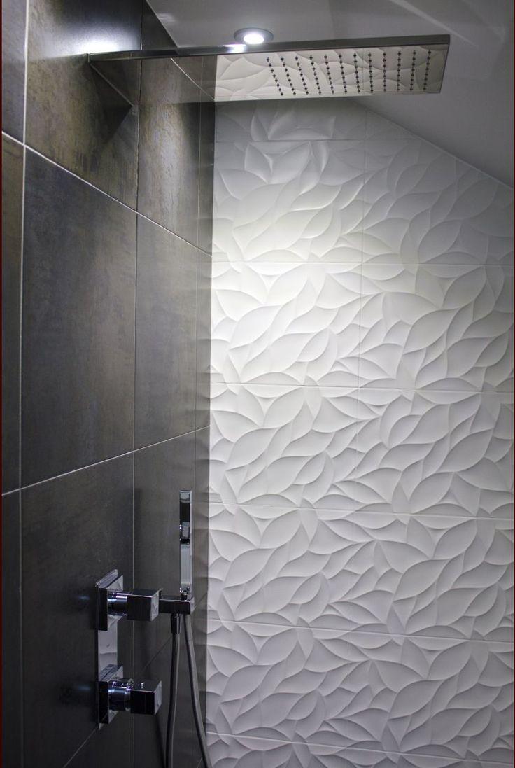 Badezimmer Badezimmer 11m2 Weisse Wandtone Ingersheim Ober Shower Remodel Bathroom Remodel Shower Bathroom Design