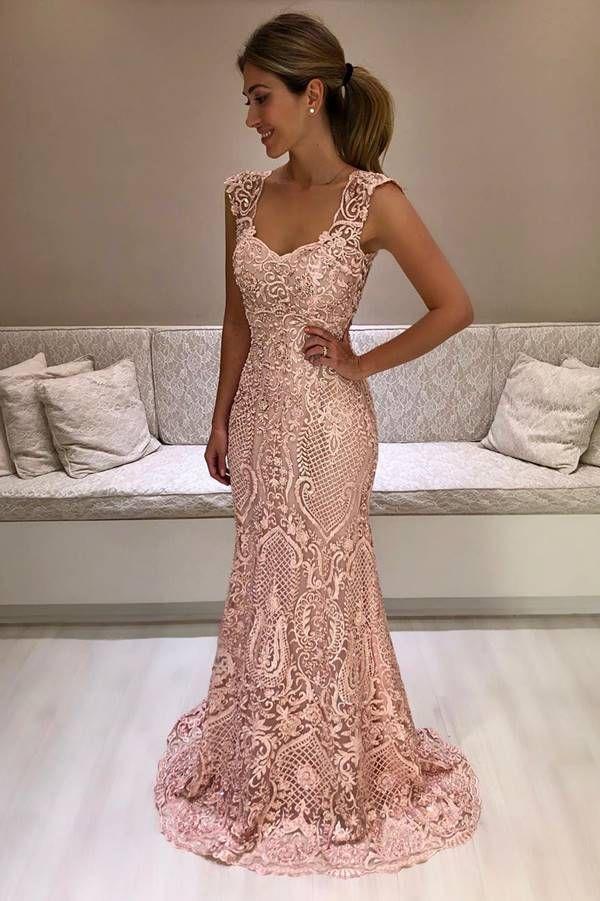 Vestido de festa longo rose para madrinha de casamento: 50 modelos em vários tons de rosa para casamentos em todos os … in 2019 | Dresses, Engagement dresses, Formal dresses
