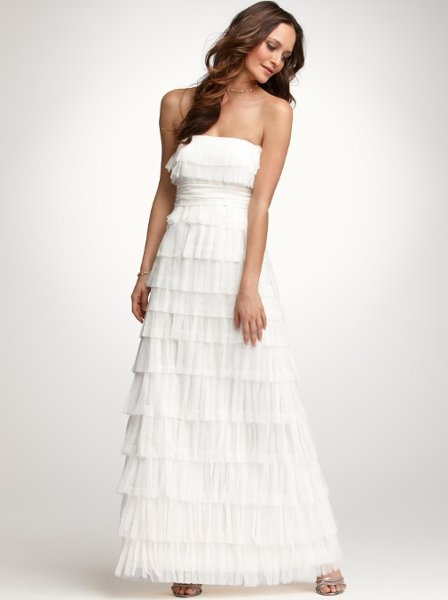 Ann Taylor Weddings  Wedding Dresses Photos on WeddingWire