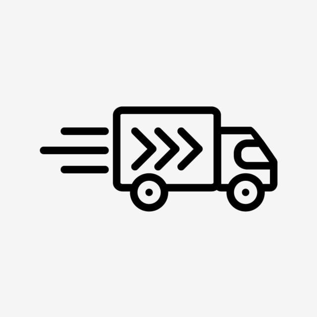 Vector Delivery Truck Icon Delivery Icons Truck Icons Truck Png And Vector With Transparent Background For Free Download In 2020 Truck Icon Work Icon Vector