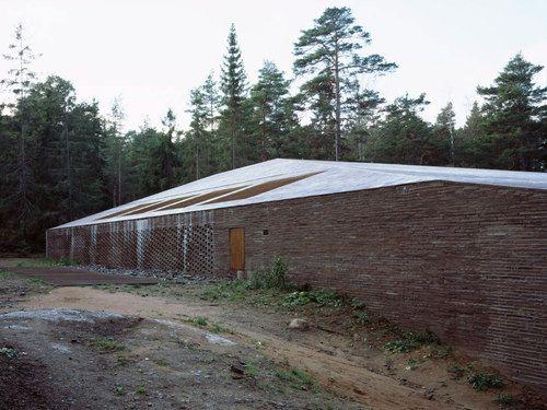 Johan Celsing Arkitektkontor — The New Crematorium at the Woodland Cemetery