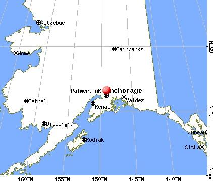 Palmer, Alaska | Travel. Where I've been and where I want ...