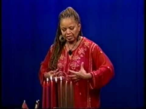 The Seven Principles of Kwanzaa By Maia - YouTube