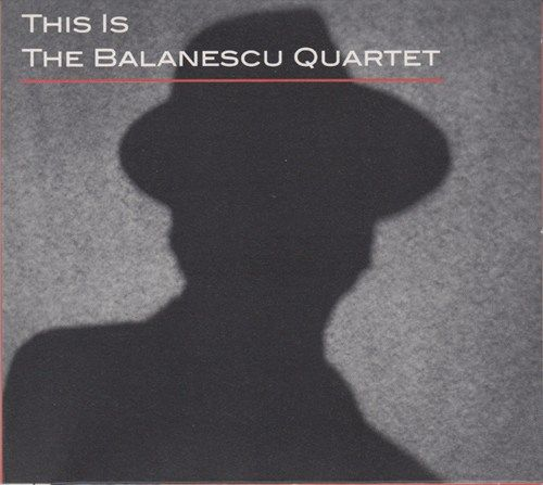 This is the Balanescu Quartet (2011) de The Balanescu Quartet pe CD