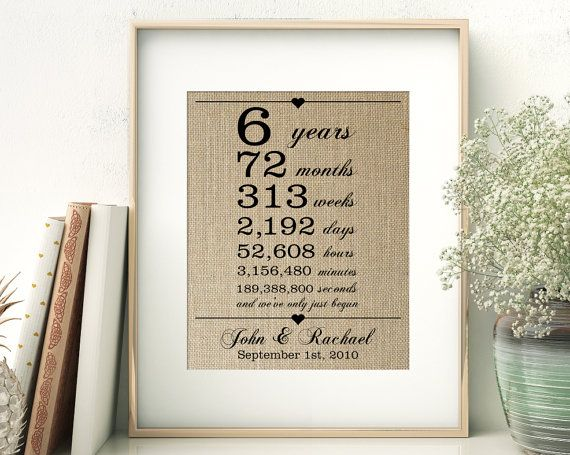 6th Wedding Anniversary Traditional Gifts: 25+ Best 6th Wedding Anniversary Ideas On Pinterest