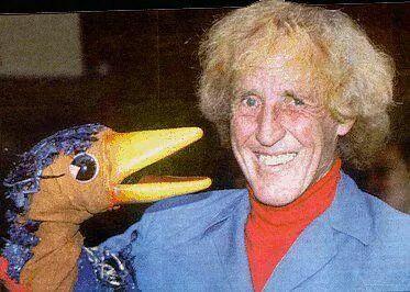 Emu and Rod Hull