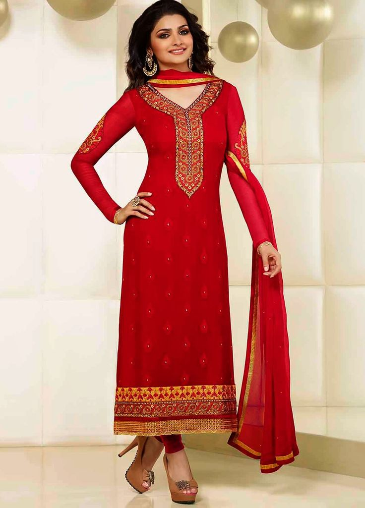 17 Best images about Designer Salwar Suits on Pinterest | Online ...