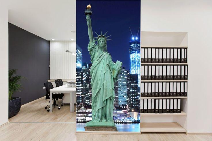 Fototapeta ze statuą wolności: http://ecoformat.com.pl/paryz-londyn-nowy-jork/