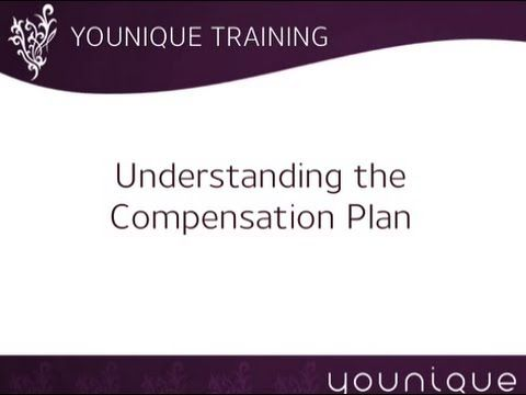 Understanding the Younique Full Compensation Plan.  How we make our money!  This is the best compensation plan in the industry.  You start earning the day you join the company.  Get paid within 3 hours of every sale you make, & every purchase you make.  www.youniqueproducts.com/eyecandie