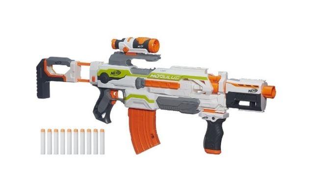 News: Geschenk für Star Wars Fans: Der Nerf Blaster für den Krieg der Sterne - http://ift.tt/2gC7I0x #nachrichten