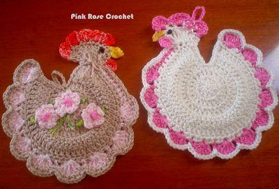 \ PINK ROSE CROCHET /: pollo Risultati della ricerca