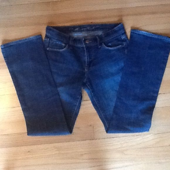 Old Navy Jeans Sweetheart Classic Rise Bootcut  Old Navy - The Sweetheart Jeans Classic Rise Bootcut Stretch. 99% cotton, 1% spandex. In great condition. Size 1 Regular Old Navy Jeans Boot Cut