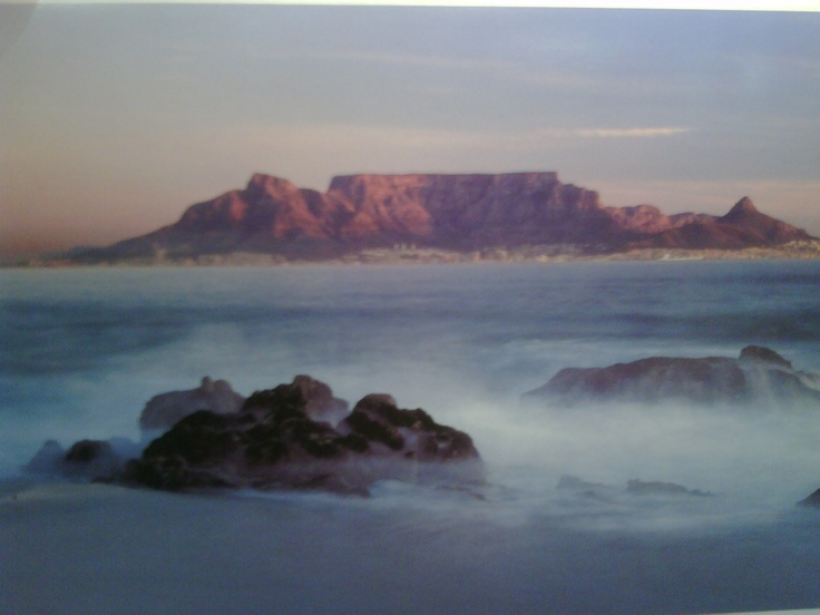 table mountain valentine's day 2015