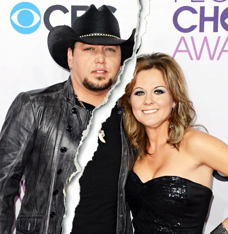 Jason Aldean Files for Divorce From Jessica Ussery