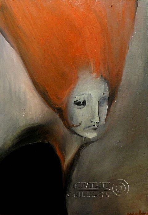 Venus  Aleksej Cvelov  Expressionism