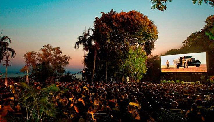 6 Cool Things To Do In Darwin - Deckchair Cinema