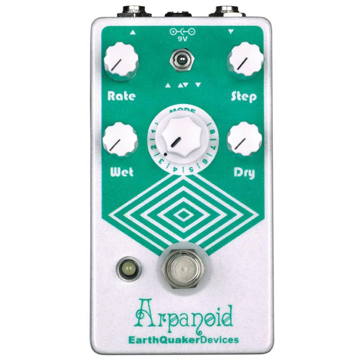 EarthQuaker Devices Arpanoid – Polyphonic Pitch Arpeggiator