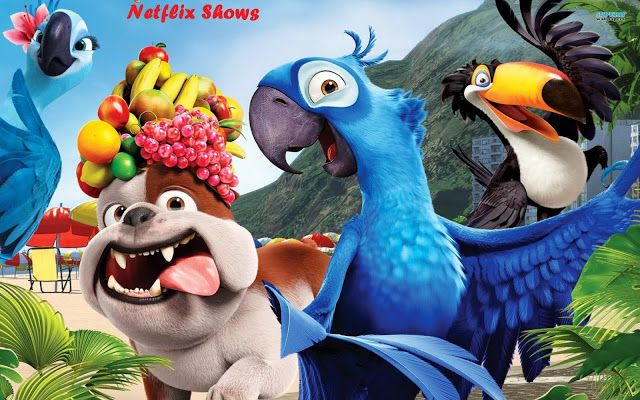 For Now Downloading Titles For Offline Playback Is Imperfect To The Netflix App Which Is Currently Available Cartoon Wallpaper Hd Cartoon Wallpaper Rio Movie