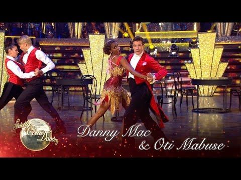 Danny Mac & Oti Mabuse Samba to 'Magalenha' by Sergio Mendes - Strictly Come Dancing 2016: Week 10 - YouTube